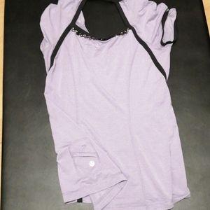 Lululemon blouse shirts